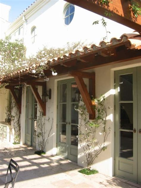 beautiful awning detail spanish colonial pinterest shaker style    colors