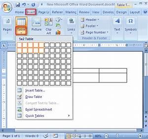 Digital World  Insert Tab In Microsoft Word