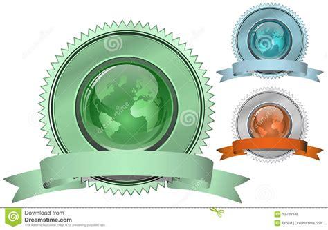 Award Symbol Stock Vector. Image Of Seal, Illustration