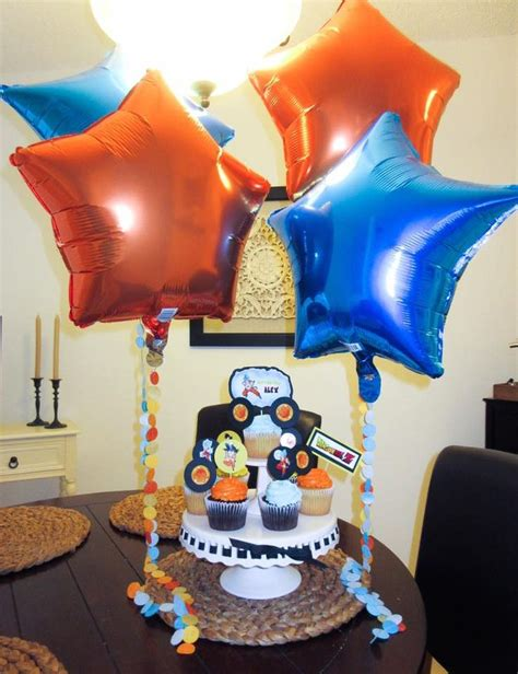 dragon ball  birthday themed theme cupcakes cupcake party