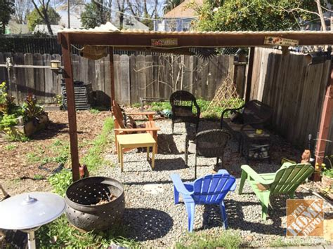 Backyard Makeover Ideas On A Budget by Backyard Makeover On A Budget
