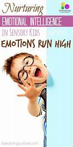 Nurturing Emotional Intelligence in Sensory Sensitive ...