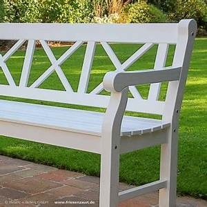 Gartenbank 2 Sitzer Weiß : gartenbank holz wei ~ Bigdaddyawards.com Haus und Dekorationen