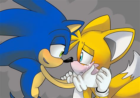 Tails Is A Whiny Cry Baby By Sonicschilidog On Deviantart