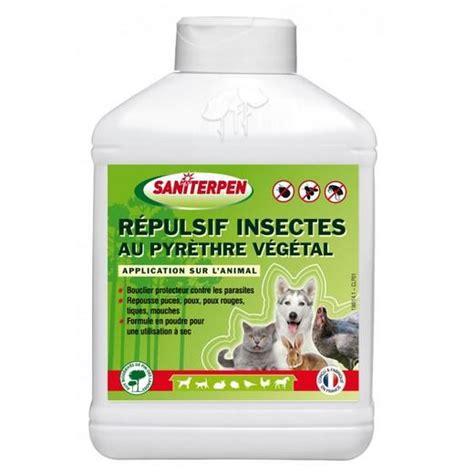 repusilf insectes pour chien et chat anti parasite pour animaux morin