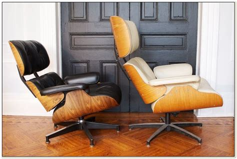 eames style lounge chair knock chairs home