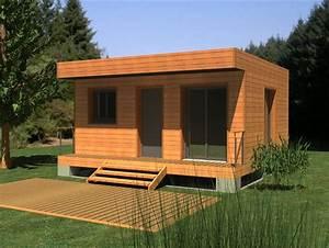 Extension Maison Préfabriquée : extension bois maison l 39 habis ~ Melissatoandfro.com Idées de Décoration