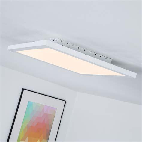 LED Panel 32W für Deckenaufbau inkl. Fernbedienung