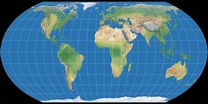 The Equal Earth Projection