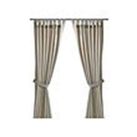Ikea Lenda Curtains Beige by Lenda Curtains With Tie Backs 1 Pair 55x118 Quot Ikea
