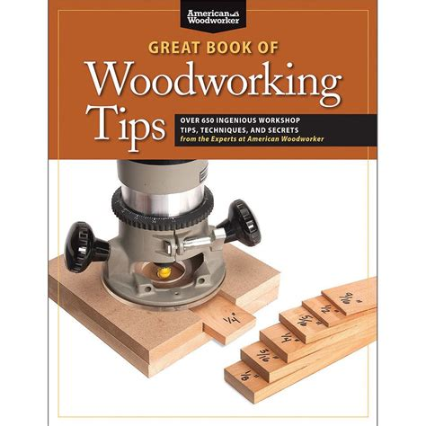 great book  woodworking tips rockler woodworking