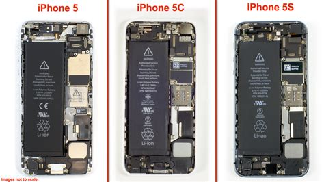 iphone hardware iphone 5c teardown reveals upgrades and design changes