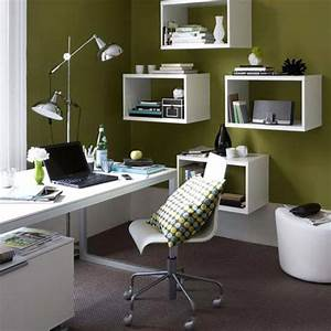 Home office small home office decorating ideas for Office decor idea