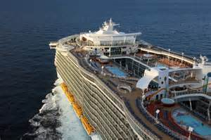 World's 10 biggest cruise ships: Monsters of the sea