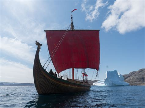 Norwegian Viking Ship Has Reached North America Norway Today