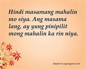 Tagalog Sad Lov... Hindi Ako Cute Quotes