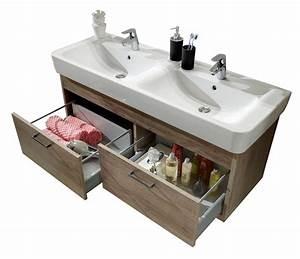 Stand Waschtisch Mit Unterschrank : doppelwaschtisch mit unterschrank doppelwaschbecken ~ Bigdaddyawards.com Haus und Dekorationen