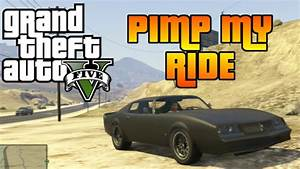 Gta 5 Pimp My Ride 36 Imponte Phoenix Pontiac
