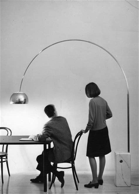 achille castiglioni arco floor lamp