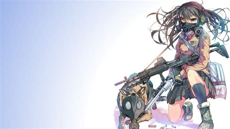 Anime Gun Wallpaper - anime gun wallpaper 61 images