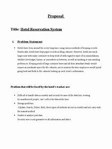 hotel reservation system proposal databases menu With hotel reservation system documentation