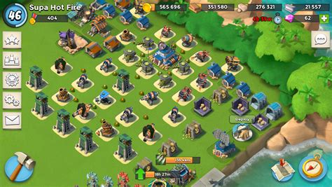 foto de My base layout HQ level 17