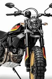 Racing Caf U00e8  Ducati Scrambler Desert Sled 2018