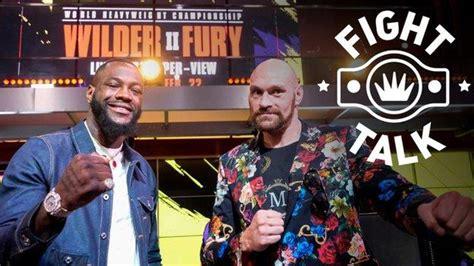 Tyson Fury vs Deontay Wilder Meme