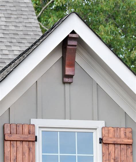 how to make exterior corbels cottage days and journeys may 2010 7278