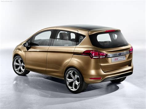 b max 2013 ford b max release world of car fans