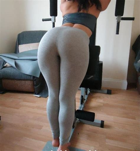 College Girls Yoga Pants