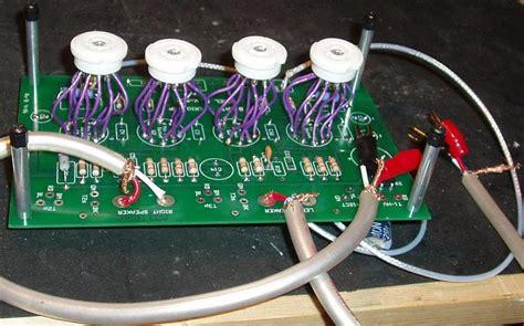 diy vacuum tube valve amplifier kit