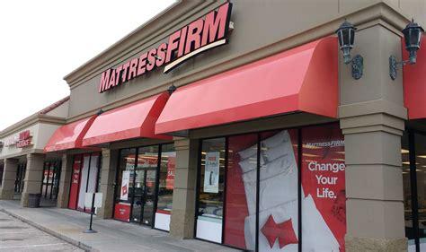 mattress firm ceo  president  step   march