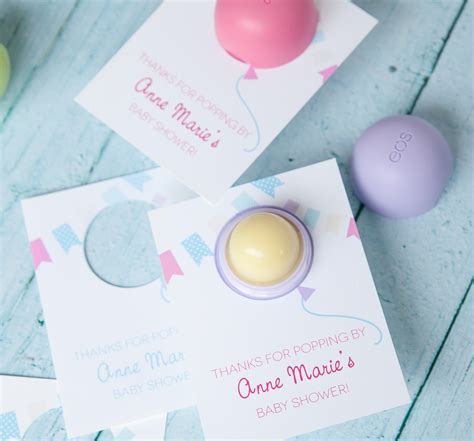 Baby Shower Without - about to pop baby shower favor project nursery