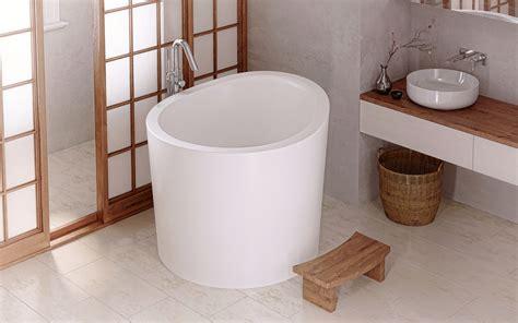 japanese ofuro tub aquatica true ofuro mini tranquility heated japanese