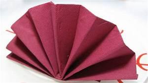 Serviettenfalttechniken Mit Papierservietten : servietten falten anleitung f r 10 festliche formen deko ~ Watch28wear.com Haus und Dekorationen