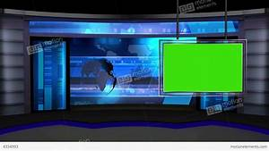 Talk Show Green Screen Background Pictures to Pin on ...