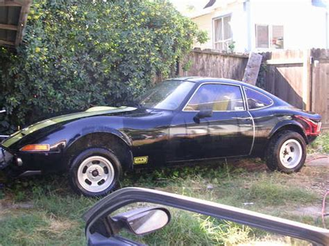 71 Opel Gt by Another Opelwasp 1971 Opel Gt Post 4042511 By Opelwasp