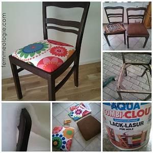 Stühle Neu Beziehen : st hle im wohnzimmer dunkelbraun streichen und mit roten ~ Lizthompson.info Haus und Dekorationen