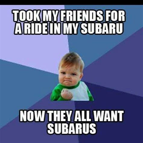 Subaru Memes - 17 best images about subaru memes quotes on pinterest days until christmas cars and subaru