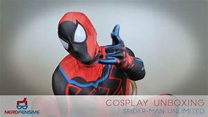 Cosplay Unboxing: Spider-Man Unlimited - YouTube