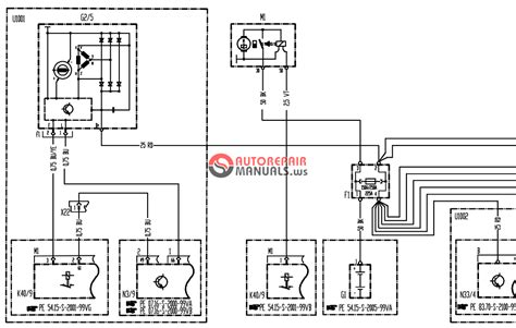 free mercedes vito wiring diagrams