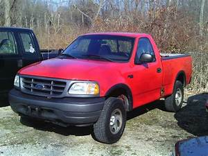 Sell Used 2002 Ford F150 - 4x4 - Low Miles   - 5 Speed