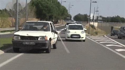 blind driving prank neatorama