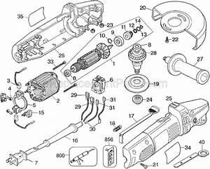Dewalt Dw400 Parts List And Diagram
