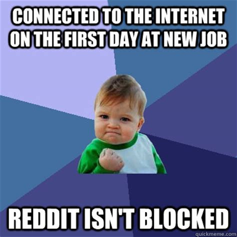Beer O Clock Meme - first day at new job meme pictures to pin on pinterest pinsdaddy