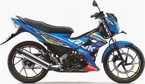 Satria Fu  Honda Sonic  Jupiter Mx