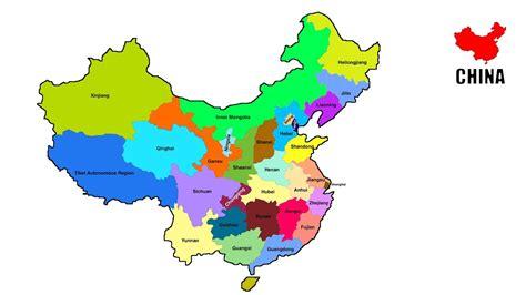 draw map  china china provinces map youtube