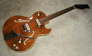 Vantage Guitar Picture