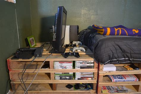 pallet bed myliferecycledblog